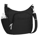 Travelon - Anti-Theft Classic Bucket Bag-Black