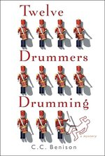 Twelve Drummers Drumming : A Father Christmas Mystery