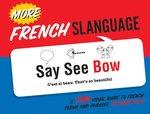 More French Slanguage