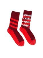 Socks - A Word is Power