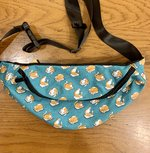 Curl Up With A Book Fanny Pack