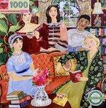 Jane Austen's Book Club Puzzle