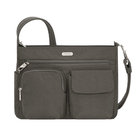 Travelon - Anti-Theft Essentials Pocket Crossbody-Smoke