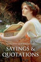 Oxford Treasury of Sayings & Quotations