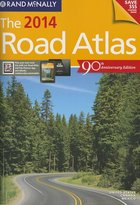 Rand McNally 2014 Road Atlas : United States, Canada, Mexico