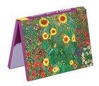 Klimt Garden Portfolio Notecards