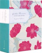 Garden Blossoms Notecard Book