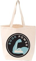 Tote Bag - Book Power