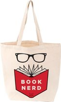 Tote Bag - Book Nerd