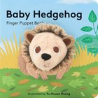 Baby Hedgehog: Finger Puppet Book