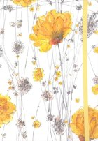 Yellow Flowers Journal