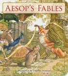 Aesop's Fables Oversized Padded Board Book