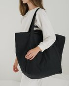 Baggu - Travel Cloud Bag - Black