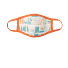 Bookshelf Face Mask Medium/Large