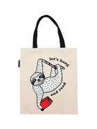 Tote - Let's Hang and Read