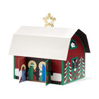 Countryside Nativity Moma Pop-Up Boxed