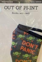 Don't Panic Face Mask Small/Medium