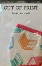 Book Face Mask Small/Medium