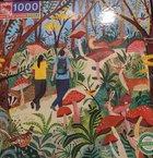 Tea Party 500 Piece Round Puzzle